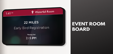 EVENT ROOM BOARD: A SOLUTION FOR THE HOSPITALITY INDUSTRY!