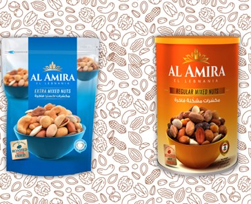 MARED AL IRAQIYA BEGINS DISTRIBUTION OF AL AMIRA NUTS IN IRAQ