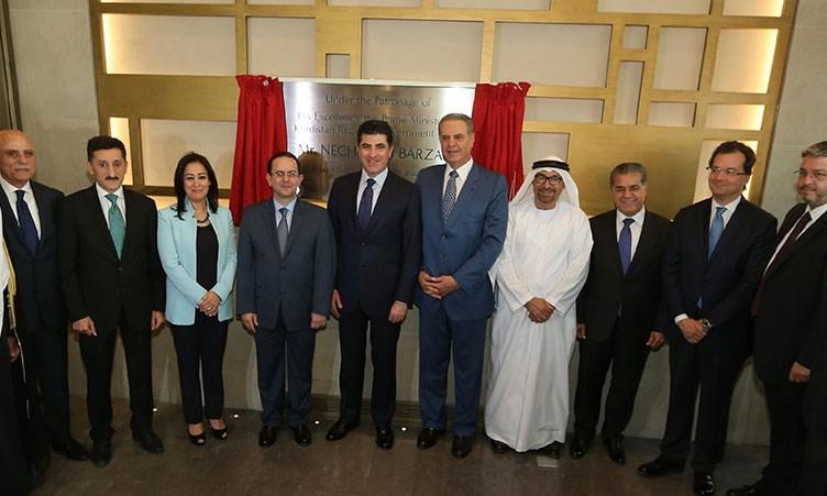 Rotana & Malia Group celebrate the official opening of Erbil