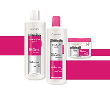 Express therapy hair great complete formula with Cosmal cure professional